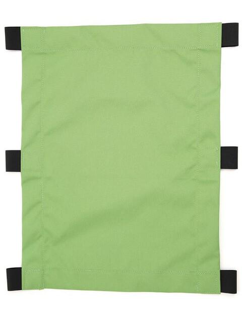 Croozer pare-soleil - pour Kid for 1 vert